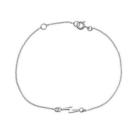 bracelet silver lightening 8288801