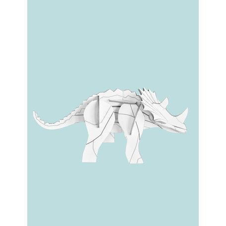 DIY triceratops KOR02
