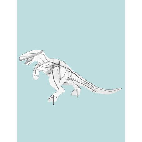 DIY t-rex KOR01