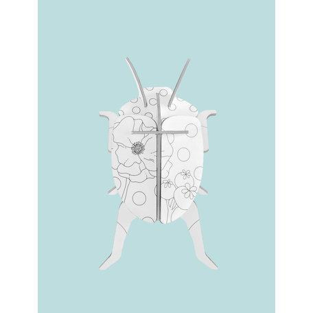 DIY lady beetle