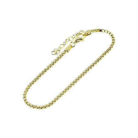 rectangle M bracelet