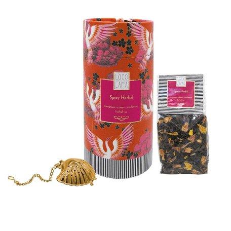 Loco Lama tea gift set spicy herbal