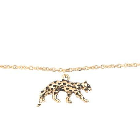 bracelet souvernir luipaard