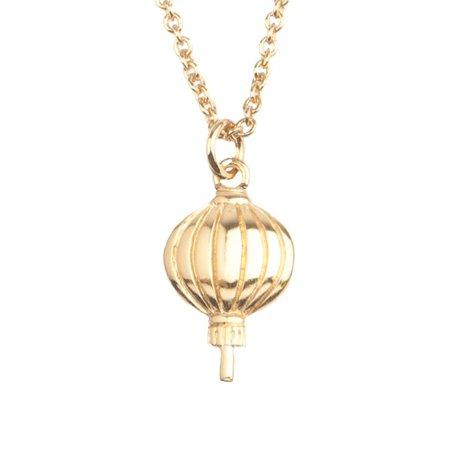 East necklace: lantaarn