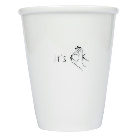 cup  it's ok