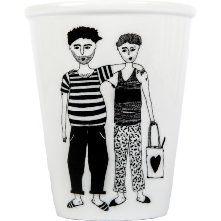 cup matti & lennert