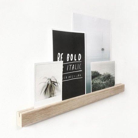 wooden shelf 45cm