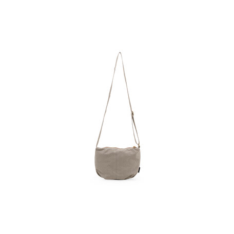 cross body baggy silver birch