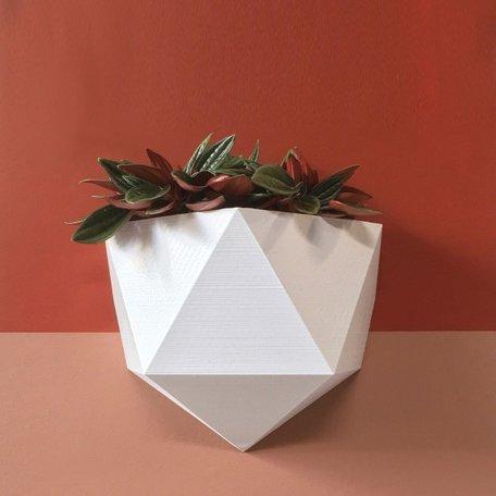 planter white
