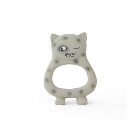 benny cat baby teether