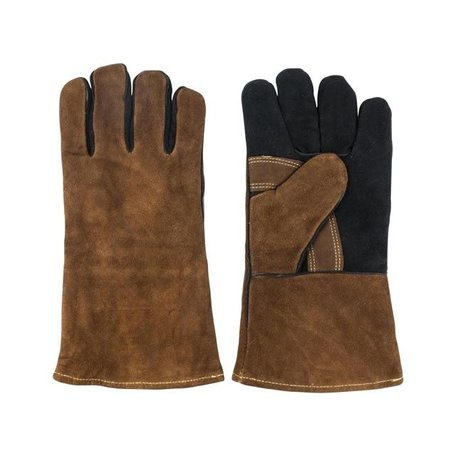 BBQ handschoenen Suede