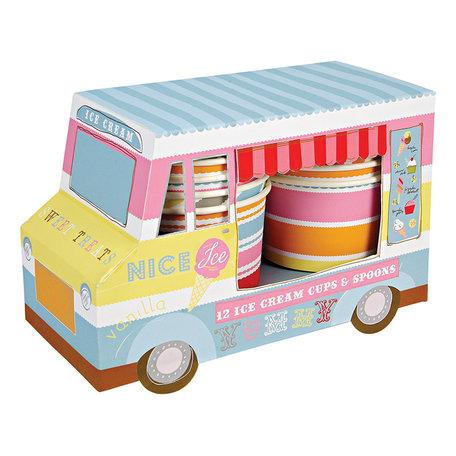 ice cream van cups