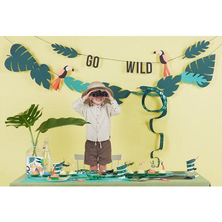 go wild garland