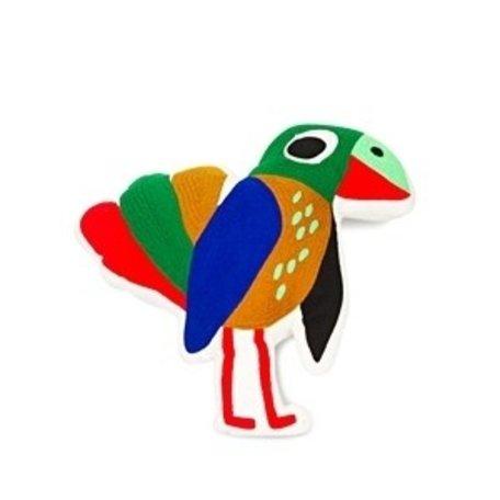 Kussen bird