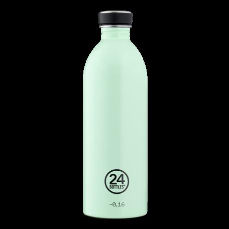 urban bottle Aqua green