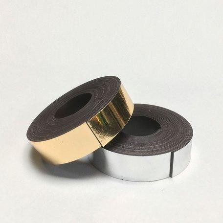 magnetische washi zilver/goud