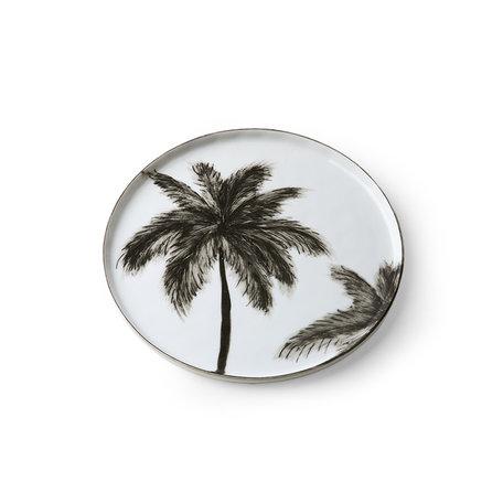 ace6851 side plate palms