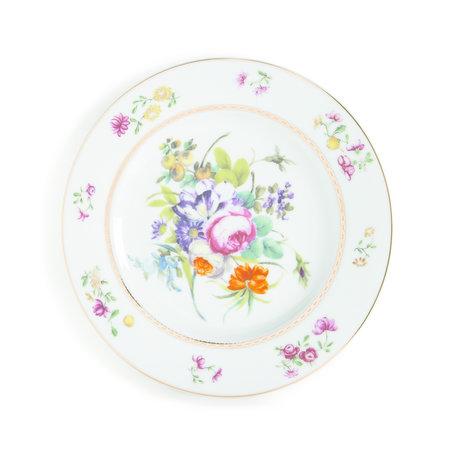 Plate florals 2172-01