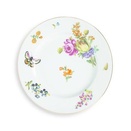 Plate florals 2172-02