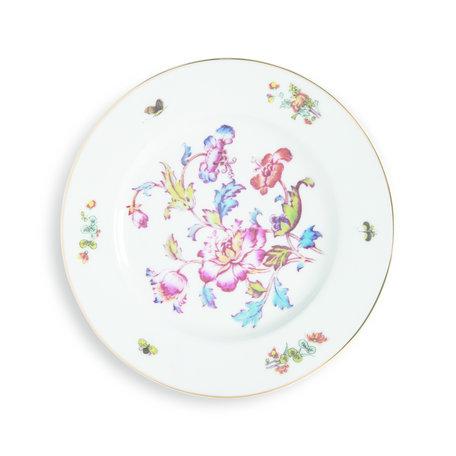 Plate florals 2172-04