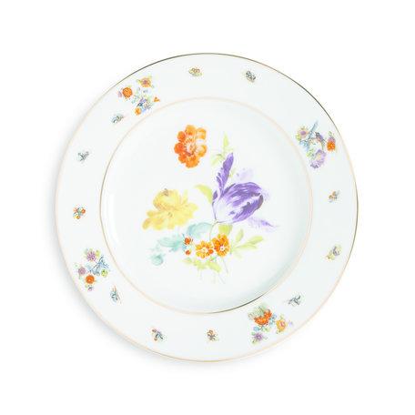 Plate florals 2172-05