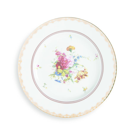 Plate florals 2172-06
