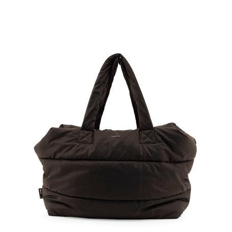 CAMILL big puffy weekend bag