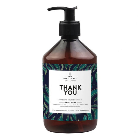 handsoap thank you