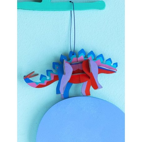 ornament stegosaurus