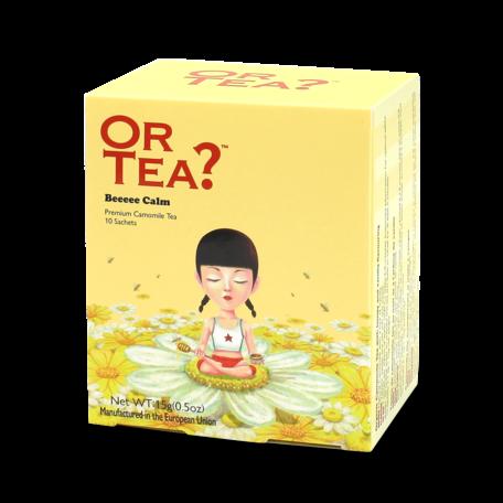or tea? 10 sachets beee calm