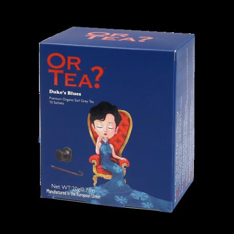 or tea? 10 sachets Duke's blues