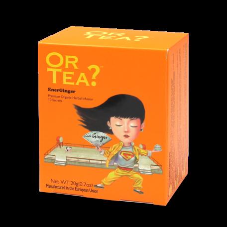 or tea? 10 sachets energinger