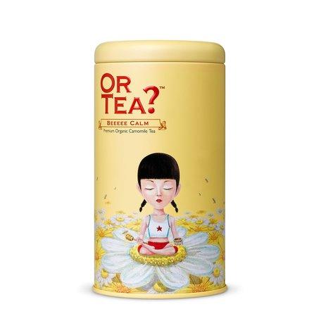 or tea? beeeee calm