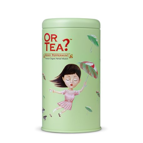 or tea? merry peppermint