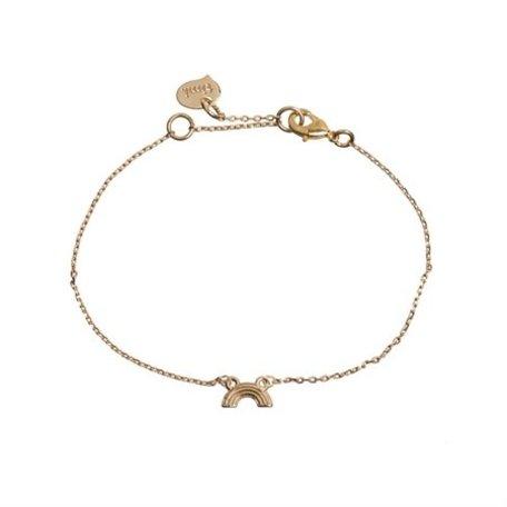 rainbow bracelet 8317402 gold