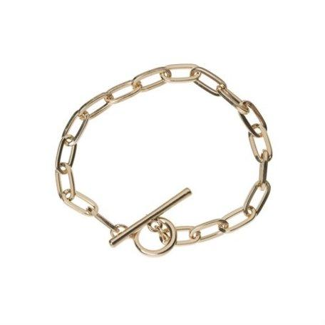 chunky chain bracelet gold 8322302