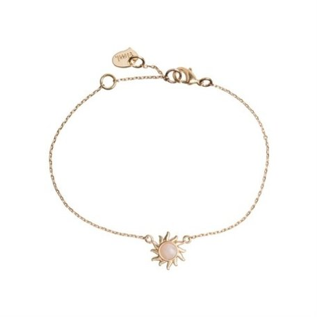 sun rose bracelet 8324602 gold