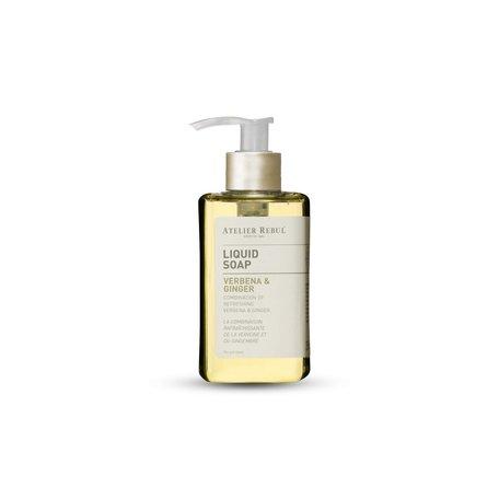 liquid soap verbena & ginger