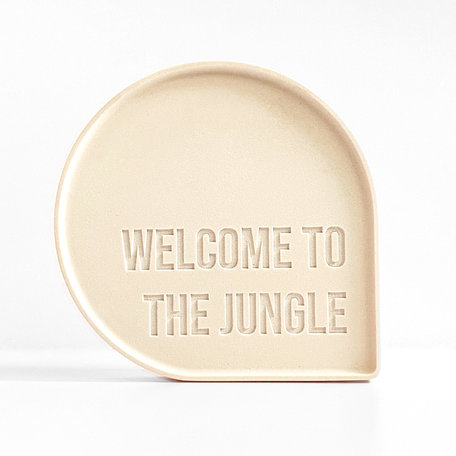 BUBBLE QUOTE: welcome to the jungle