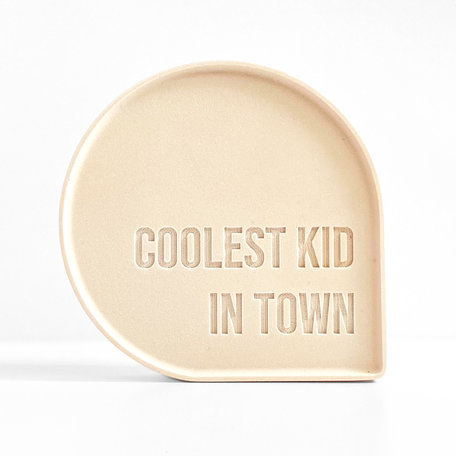 BUBBLE QUOTE: coolest kid in town