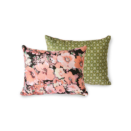 DORIS for HK TKU2119 floral cushion