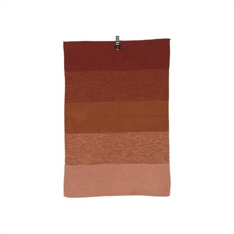 mini towel caramel