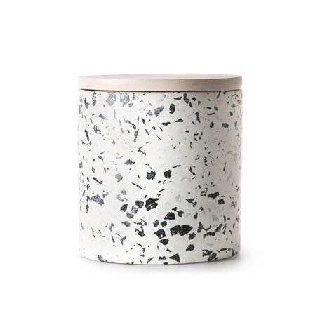 terrazzo soy candle L april