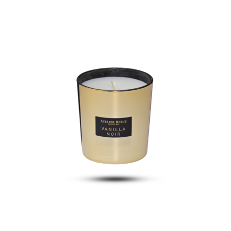 scented candle vanilla noir