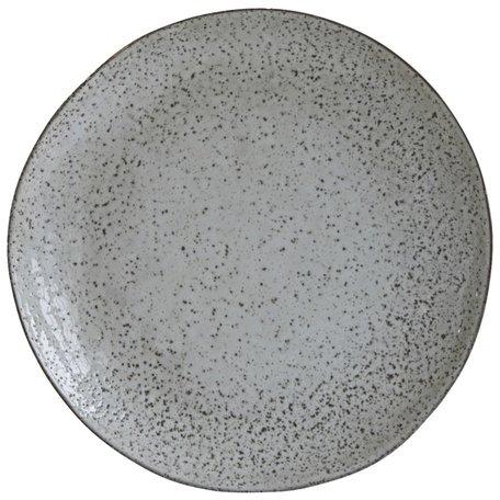 dinner plate rustic hc0800