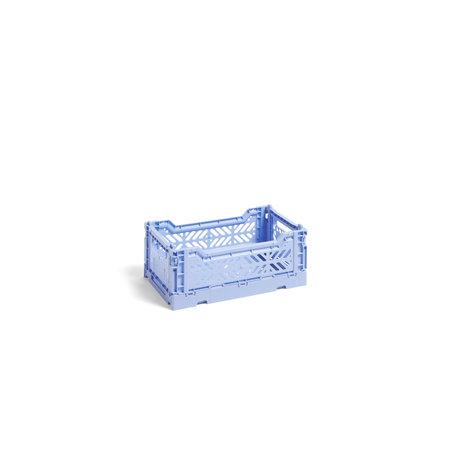 colour crate S light blue