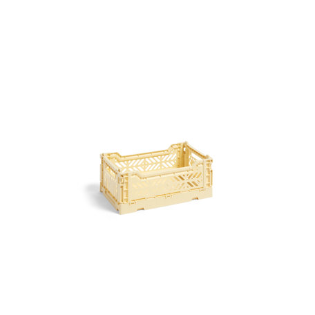 colour crate S light yellow