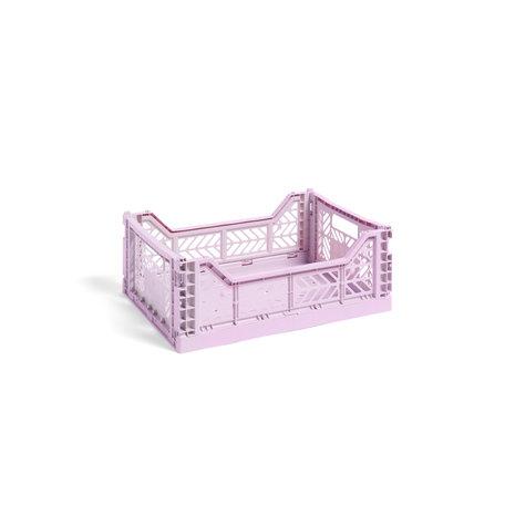 colour crate M lavender