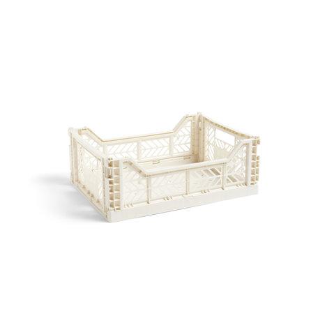 colour crate M off white