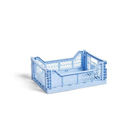 colour crate M light blue